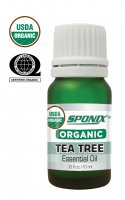 Organic Tea Tree Essential Oil -10 mL