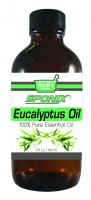 Eucalyptus Essential Oil - 4 OZ
