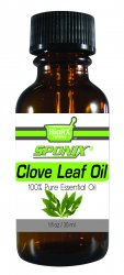 Clove Leaf Essential Oil -1 OZ