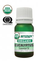 Organic Eucalyptus Essential Oil -10 mL