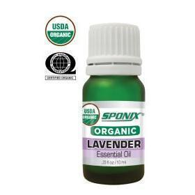 Organic Lavender Essential Oil -10 mL